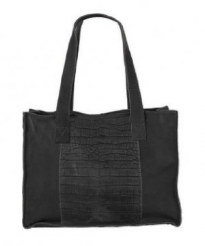 Chabo bag Barca croco Black